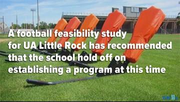 UA Little Rock releases football feasibility study