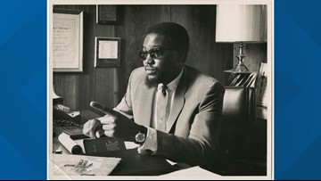 Legendary music producer Al Bell got his start as disc jockey in Arkansas