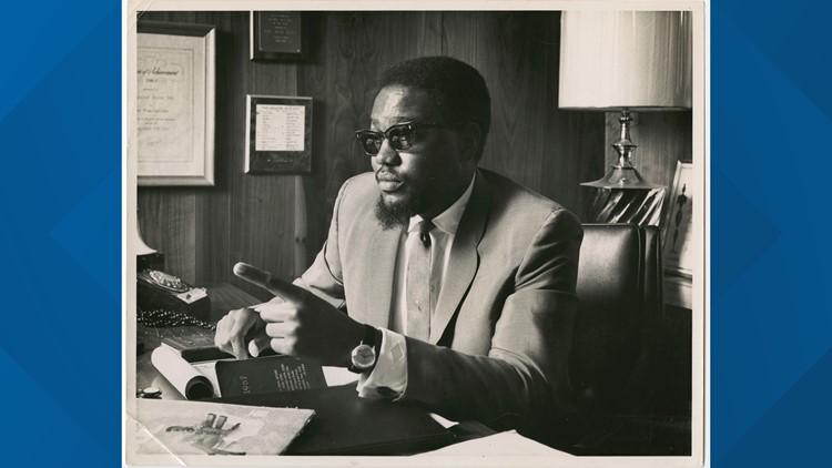 Legendary music producer Al Bell got his start as disc jockey in Arkansas