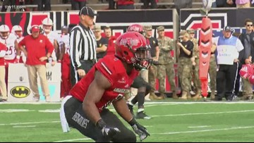 Jerry Jacobs announces transfer to Arkansas from Arkansas State