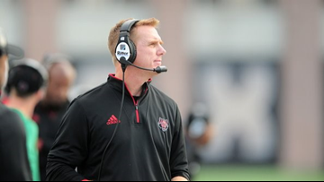 'God is right here with us every second' | A-State Coach Blake Anderson announces wife's cancer spread