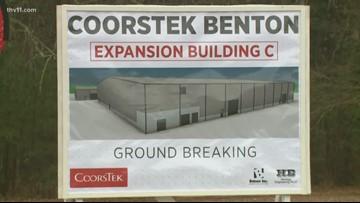 CoorsTek expanding Benton facility
