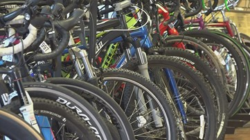 'Bikes are the new toilet paper': Shops see surge in sales amid coronavirus crisis