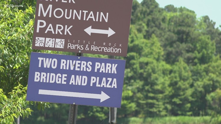 New mountain bike trail expected to bring tourists to Little Rock