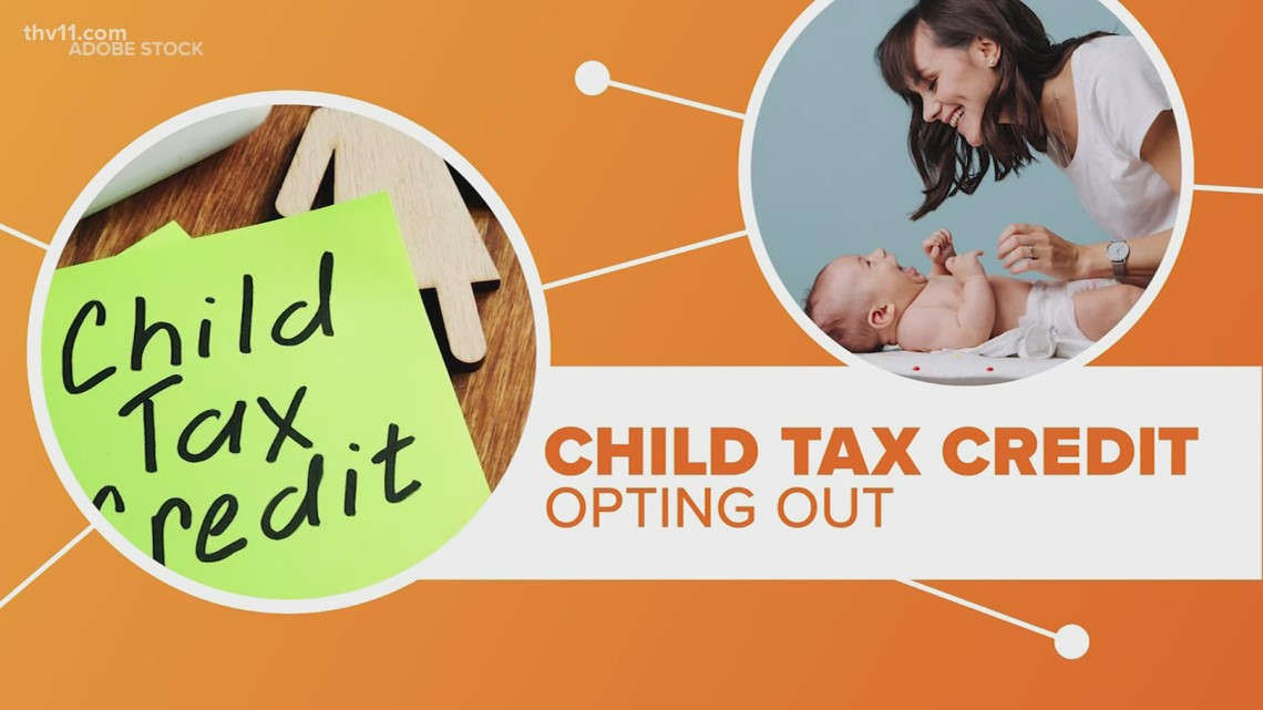 Opting out of child tax credits | Connect the Dots