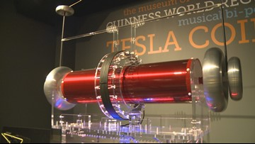Museum of Discovery brings the world's largest Tesla Coil to Little Rock