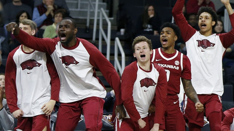 Arkansas defeats Providence, 84-72, in opening round of NIT