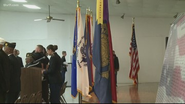 Fallen Arkansas service members honored