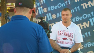 THV11 Recovery Night with the Arkansas Travelers