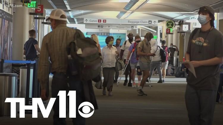 Clinton National Airport hosts first ever job fair due to passenger traffic