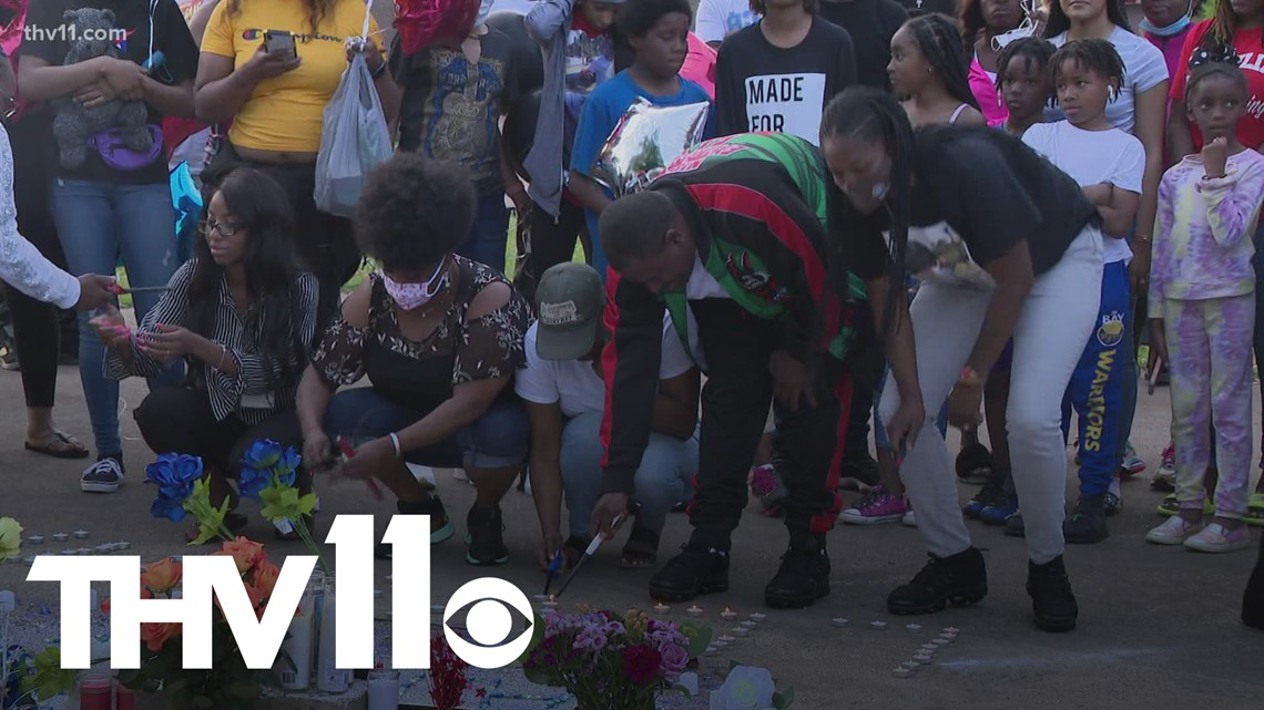 Community seeks change after Little Rock experiences 22nd homicide of the year