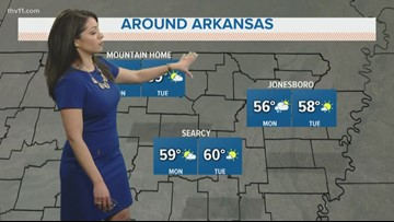 Morning weather forecast for March 18