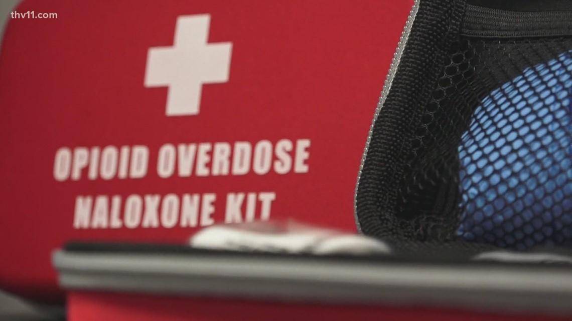 Overdose deaths in Arkansas on the decline