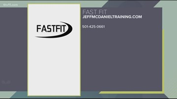 HIIT workouts for hips with Jeff McDaniel