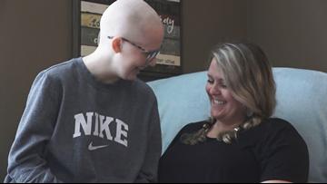 Mayflower teacher goes above and beyond for student battling cancer
