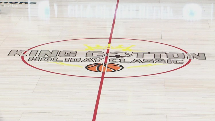 City of Pine Bluff prepares to host King Cotton Holiday Classic