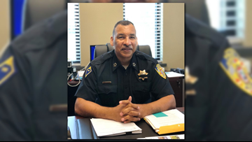Jacksonville police chief asked to resign from position
