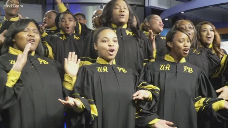 Unstoppable UAPB choir headed on out-of-state tour