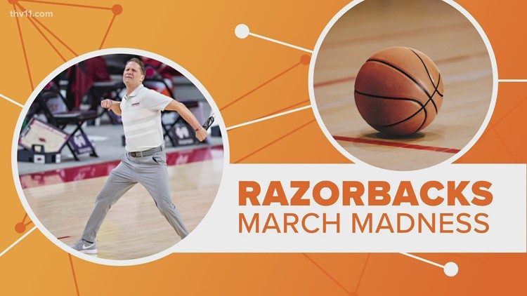 Razorbacks in the NCAA tournament | Connect the Dots
