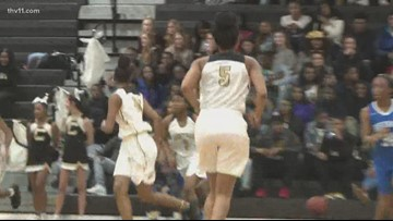 LR Central girls pick up home win over Bryant
