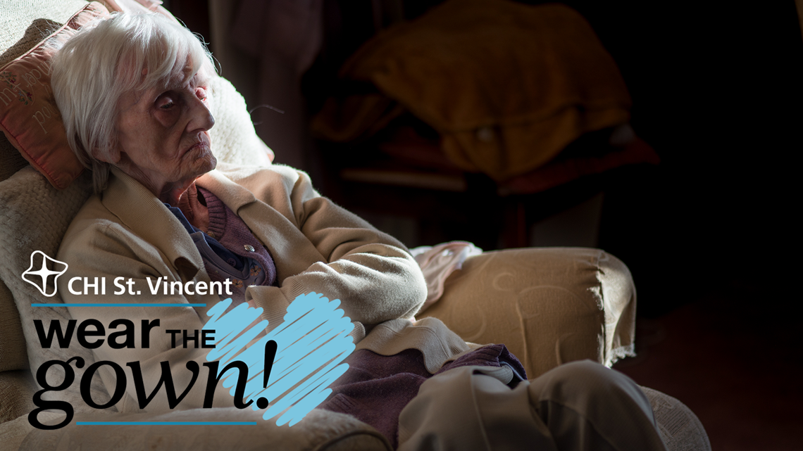 Depression in older people | Wear the Gown