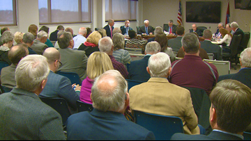 Public gives input on proposed Arkansas casino draft rules before final vote