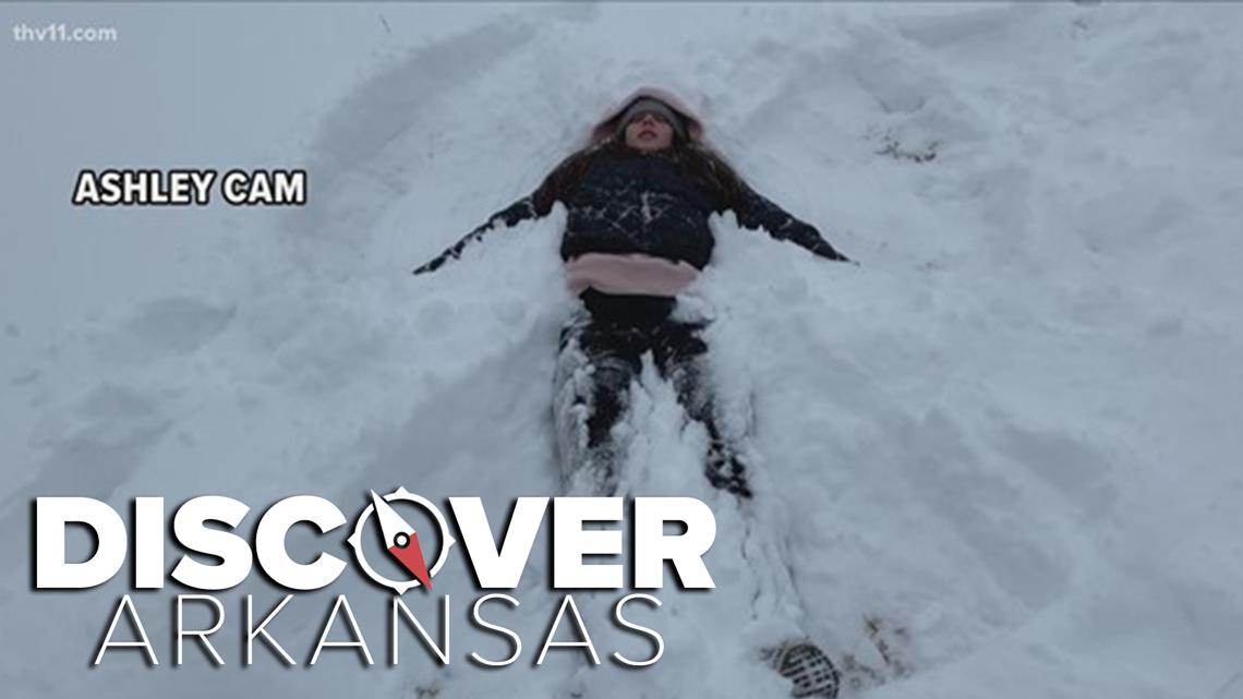 Winter Storm   Discover Arkansas