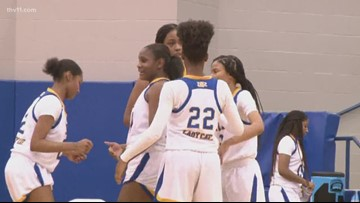 NLR girls beat Central 66-42