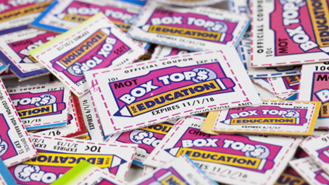 Box Tops can now be scanned directly from their app | thv11 com