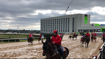 Oaklawn Racing opens for the 2020 season amid huge expansion project
