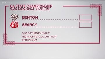 6A Championship Preview: Searcy vs. Benton