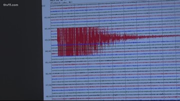 Scientists studying Arkansas quake hazards