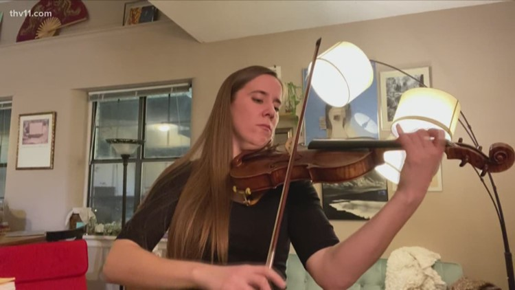 Arkansas Symphony Orchestra brings 'Bedtime with Bach' concerts to Facebook every night