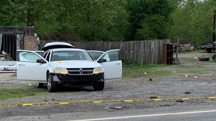 Suspect in MacArthur Drive shooting found dead at Buffalo National River