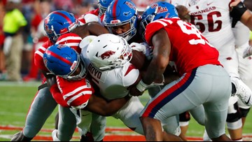 Not Tending to Detail May Be Hogs' Offensive Coaches' Failing