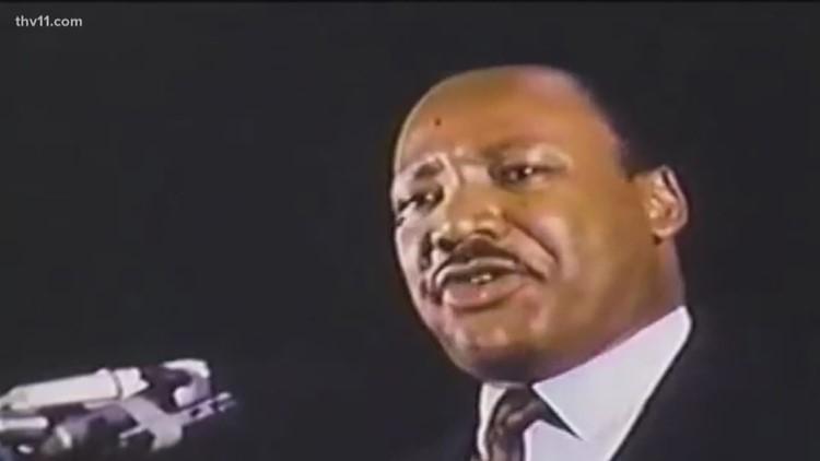 MLK Day celebrated in Little Rock