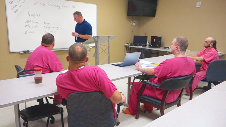 'PACT Project' proving successful in Lonoke County Detention Facility