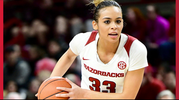 Little Rock and Razorbacks set to face in women's basketball for 1st time since 1977