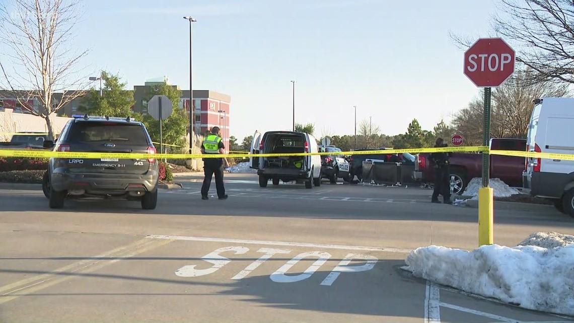 Little Rock police investigating homicide at Walmart on S. Shackleford