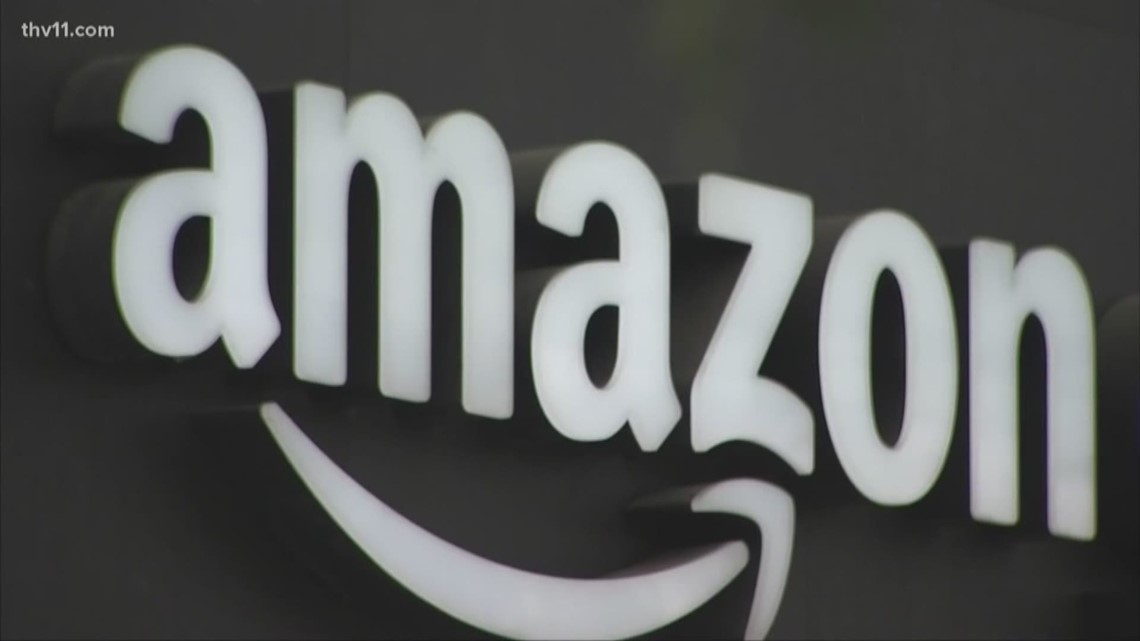 Little Rock mayor announces Amazon coming to the Port of Little Rock