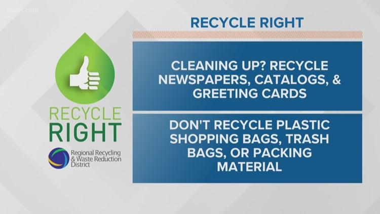 Recycle Right Week 45, Tip 1