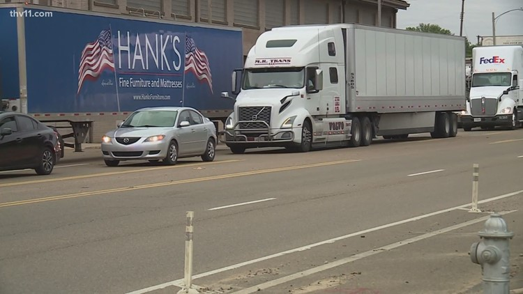 I-40 bridge closure could lead to major supply chain issues