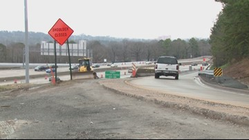 I-630 closures will begin this Monday due to highway expansion