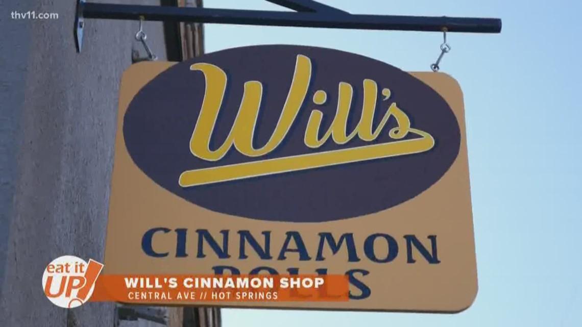 Eat It Up | Will's Cinnamon Rolls