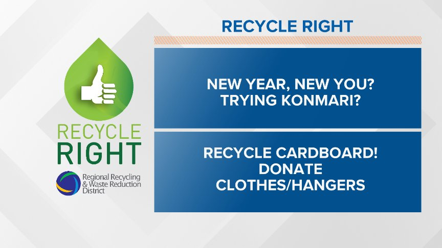 Recycle Right Tips   Week Forty-four