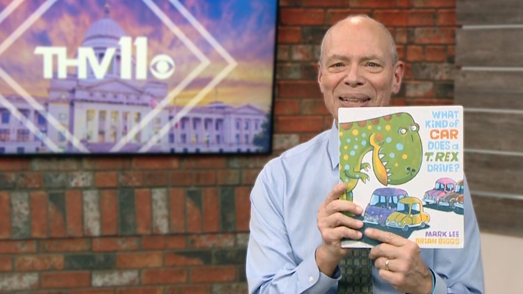 Craig O'Neill reads children books for his Virtual Reading Road Trip!