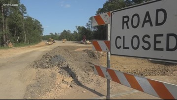 I-40 interchange worries and excites business owners in Maumelle