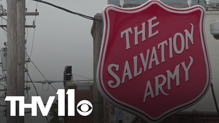 Little Rock Salvation Army nearing reopening after fire