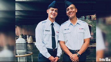 A father & son join the Air Force together to follow the same dream