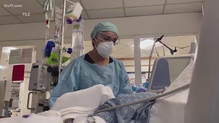 Arkansas Children's reports record-high COVID-19 hospitalizations